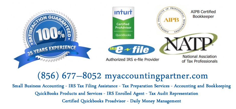 Accounting Services In Blackwood NJ