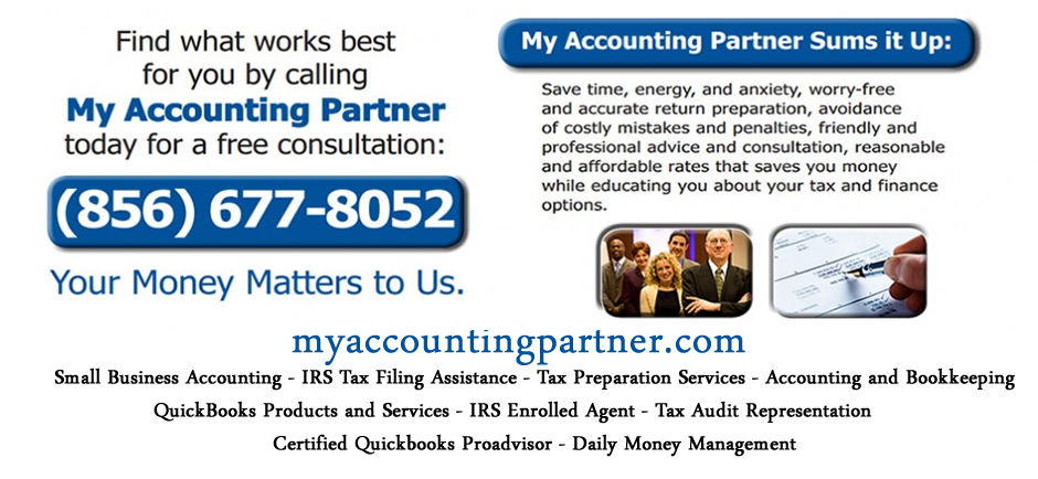 Blackwood New Jersey Accounting Services