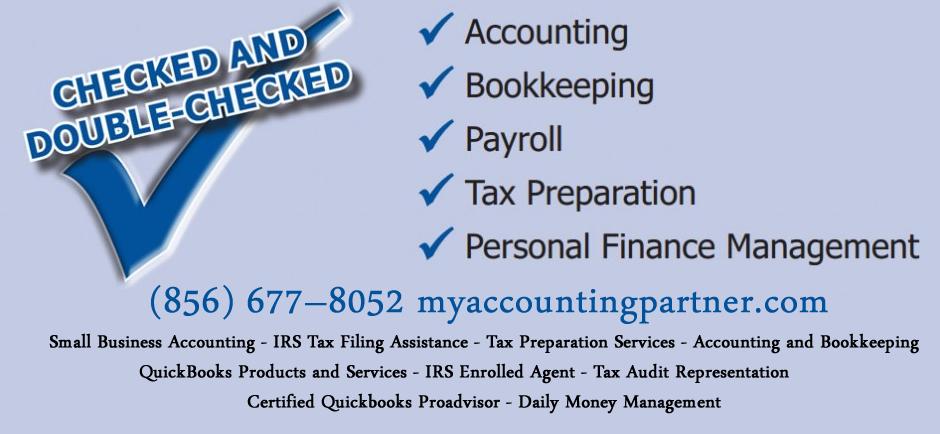 Accounting Services Blackwood NJ